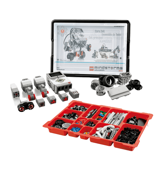 45544 Базовый набор LEGO® MINDSTORMS® Education EV3